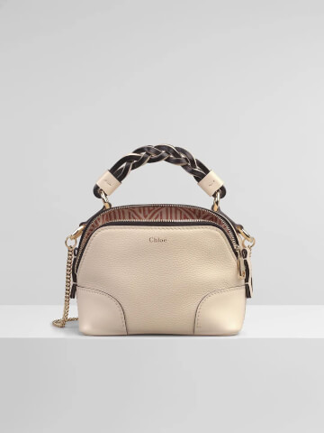 chloe DARIA MINI CHAIN BAG