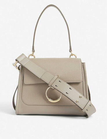 chloe Tess Day small leather cross-body bag