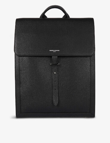 MARK CROSS Andy textured leather backpack