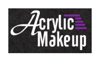 Acrylic Makeup Discounts
