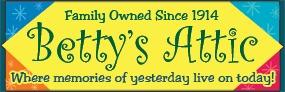 Betty's Attic Discounts