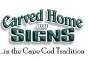 Carved Home Signs Discounts