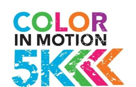 Color in Motion 5k Discounts