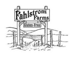 Fahlstrom Farms Discounts