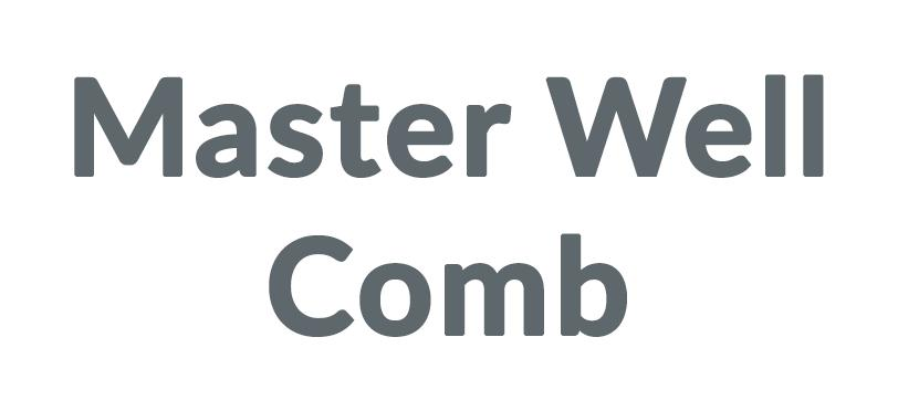 Master Well Comb Discounts