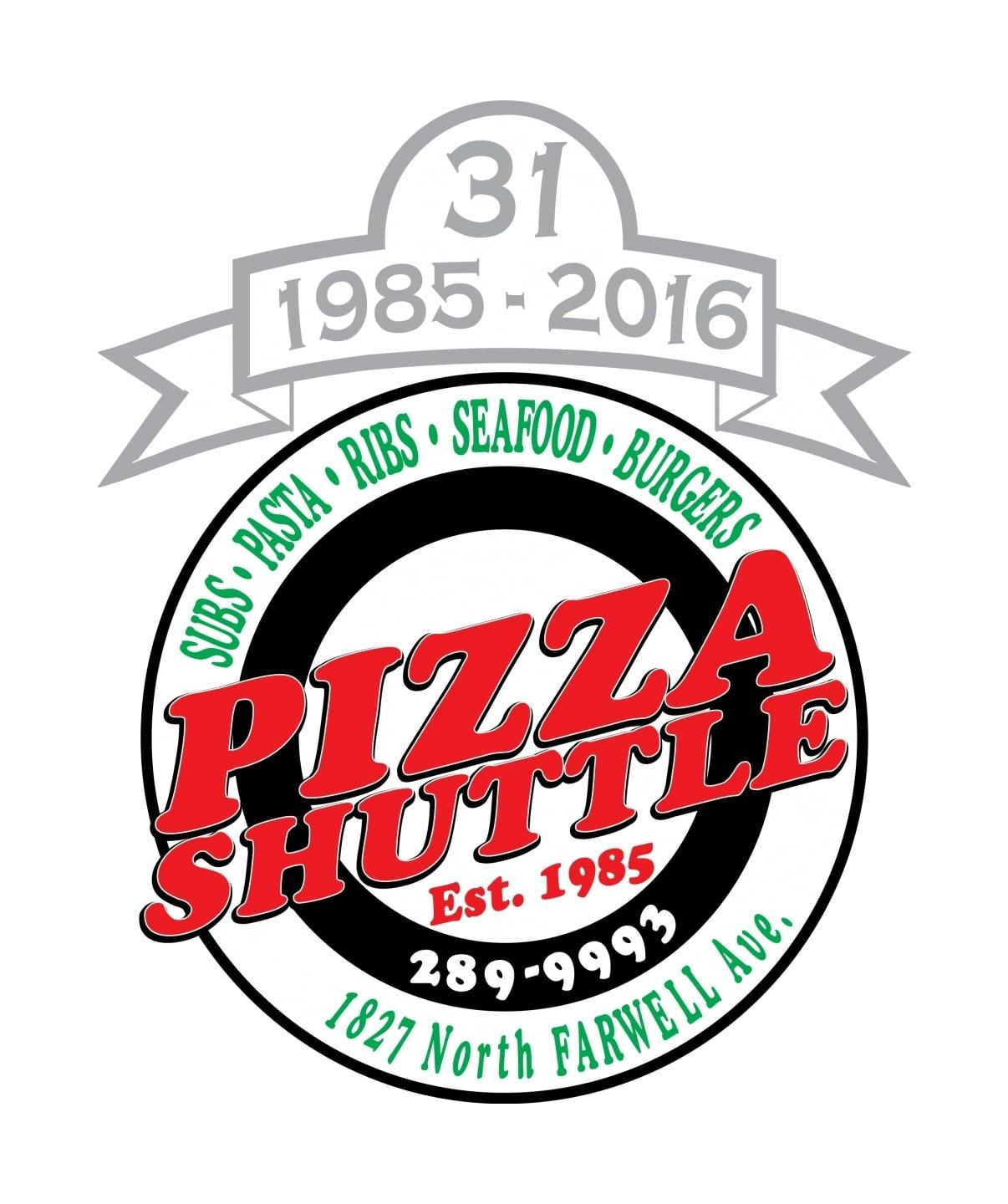 Pizza Shuttle Discounts