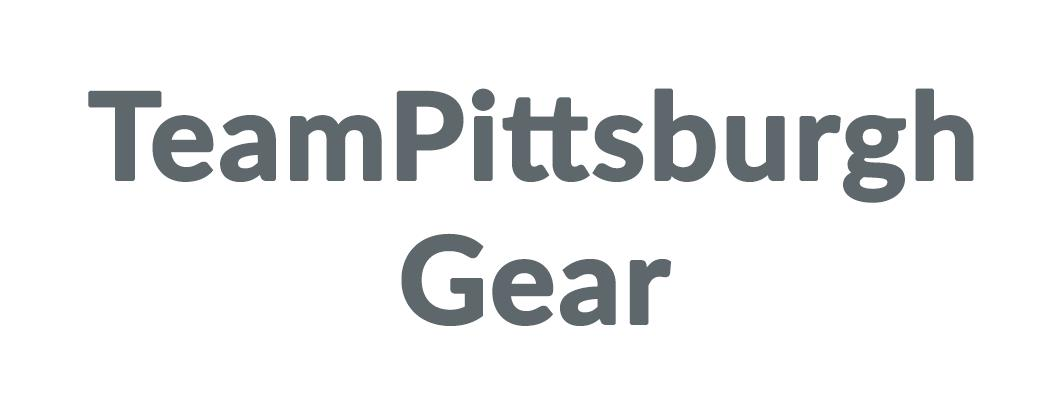 TeamPittsburghGear Discounts