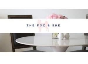 The Fox & She Discounts