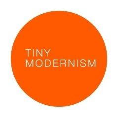 Tiny Modernism Discounts