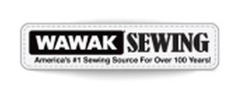 Wawak Sewing Discounts